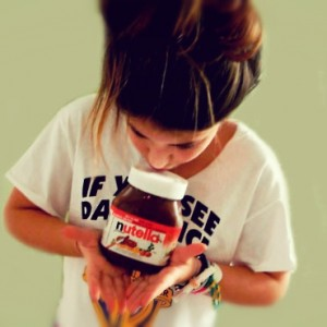 nutella-girl