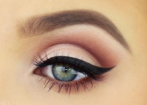 ojo maquillaje