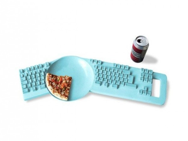 pizza teclado