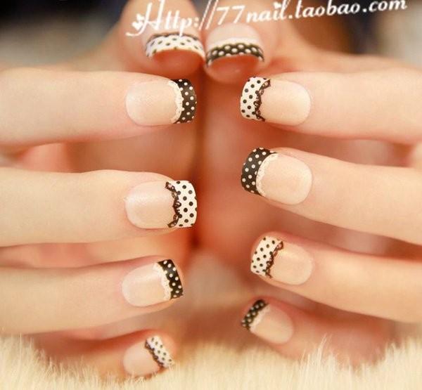 polka uñas