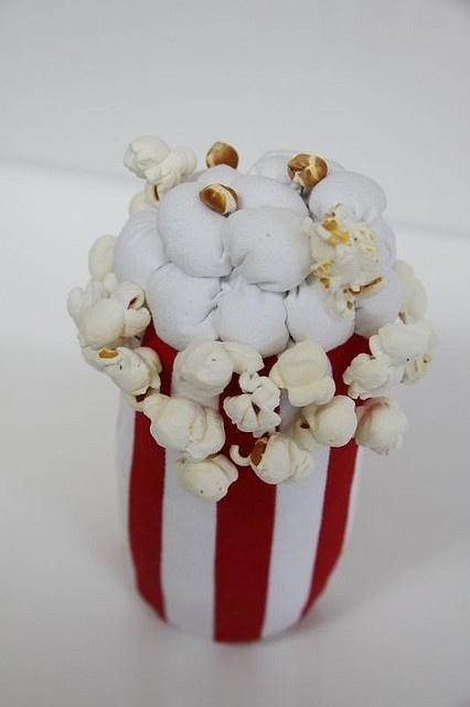 popcorn cushion
