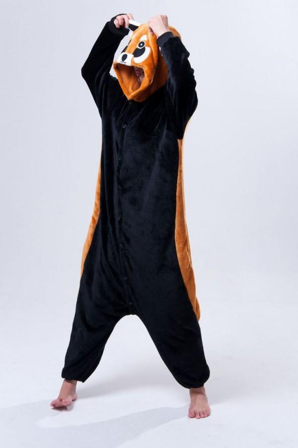 racoon pajam