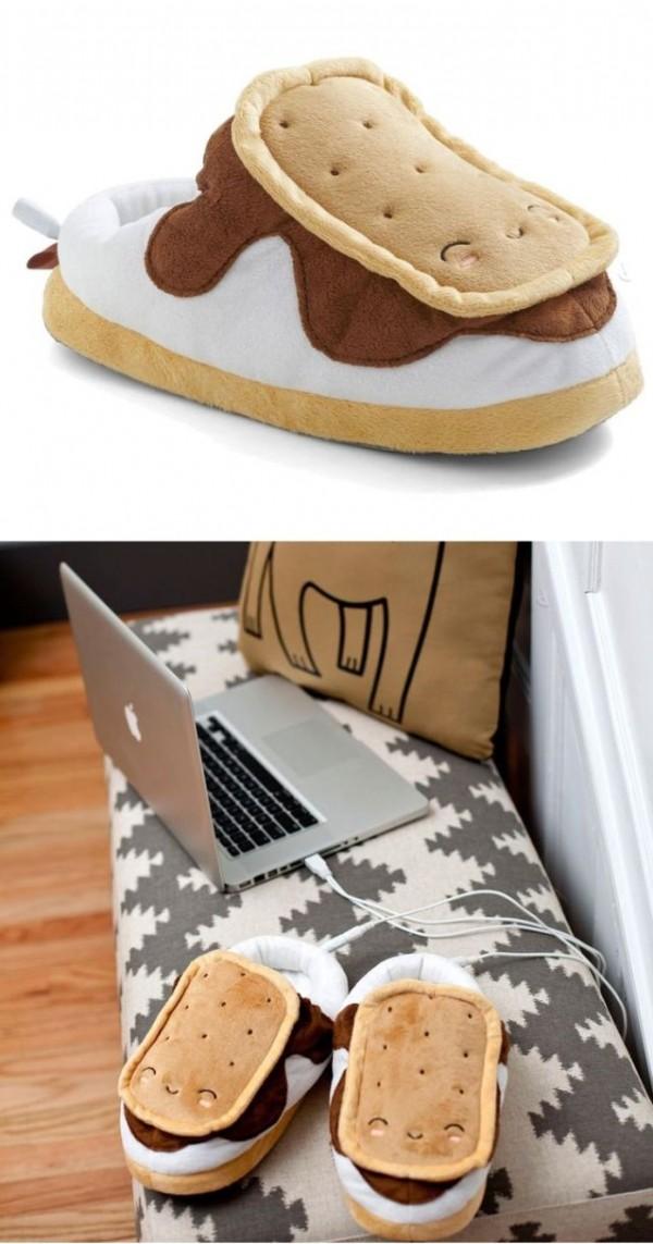 sandwich slippers