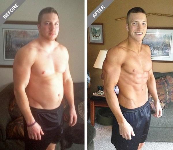 sexyman gym
