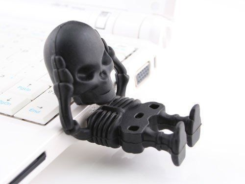 skeleton usb