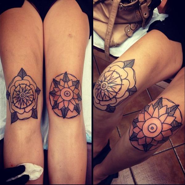 tatuaje-rodilla