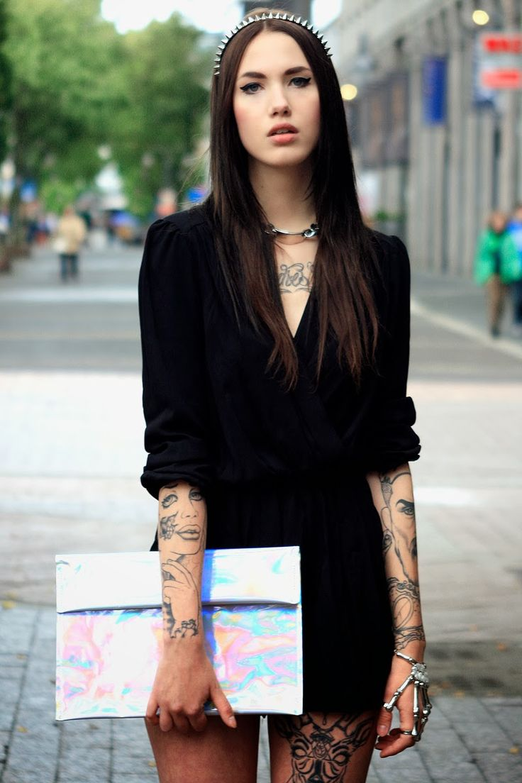 tatuajes vestido