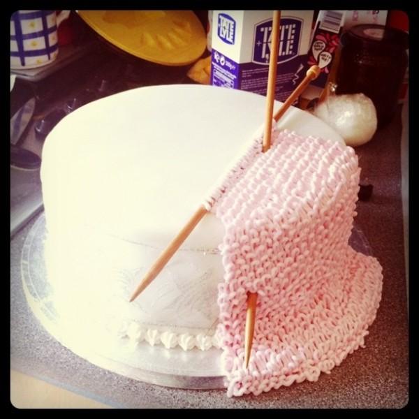tejido pastel