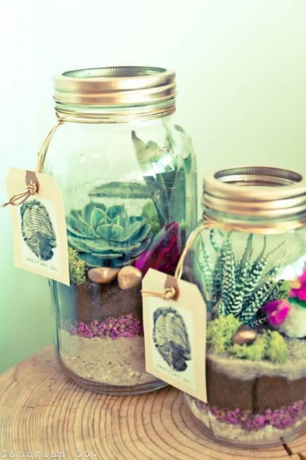 terrario jar
