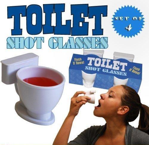 toilet shots