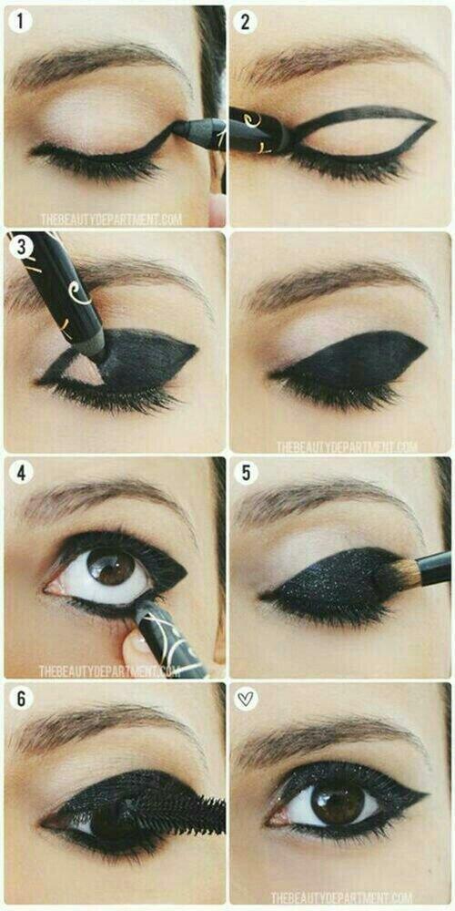 trendy ojos