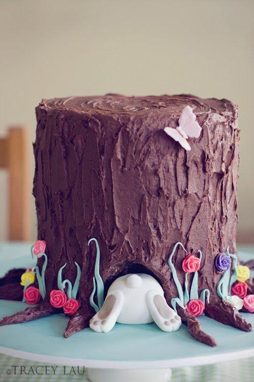 tronco pastel
