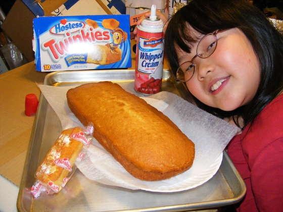twinkie gigante