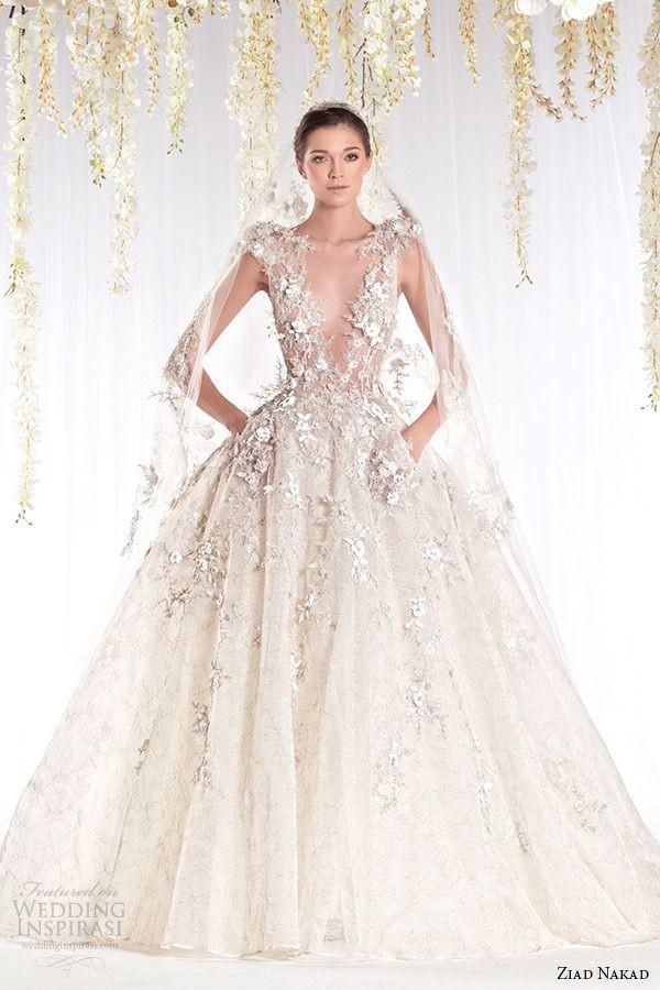 vestido novia reina