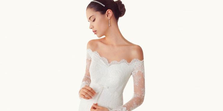 ca29f2544 Vestidos de novia que pondrán celosas a las Princesas de Disney