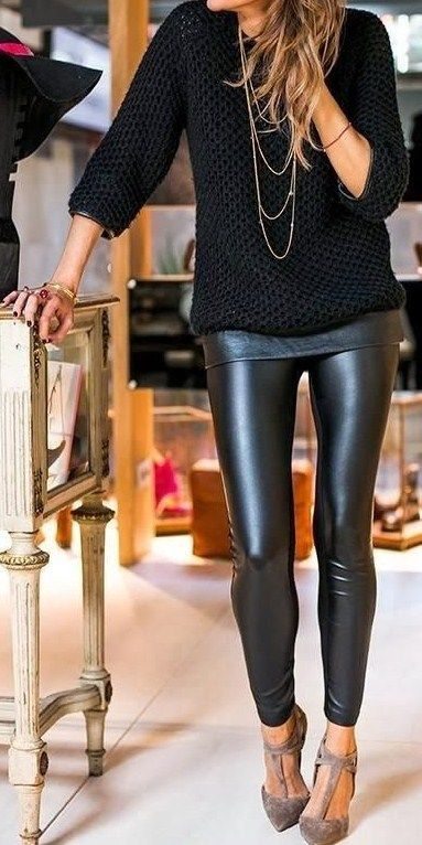 winter leggins