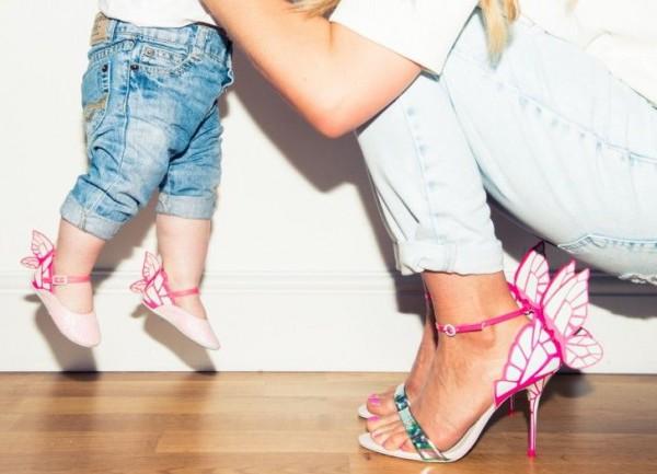 zapatos mama e hija