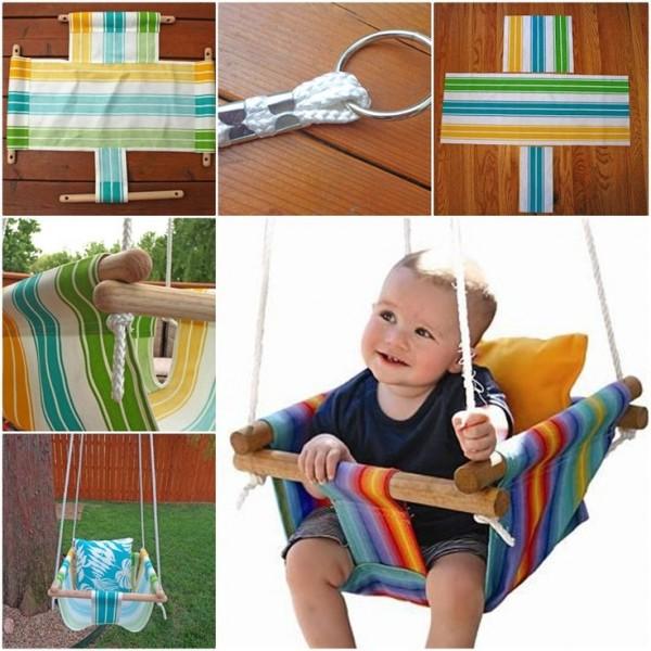 Hammock DIY baby