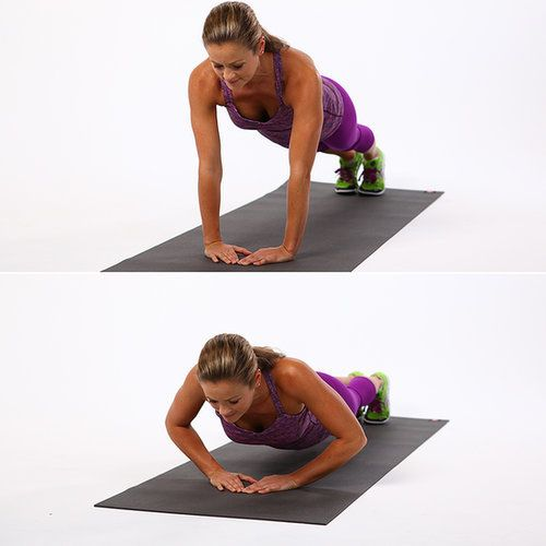 Plyometric Push-Up