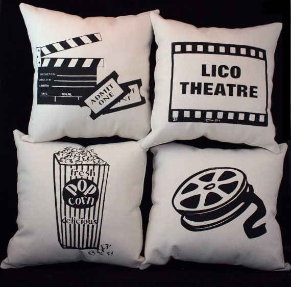 almohadas cine