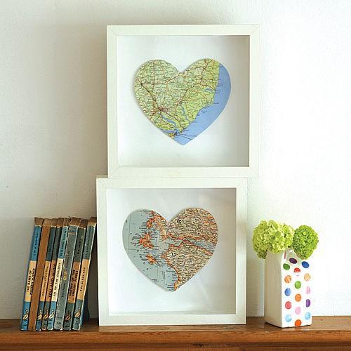 15 cuadros s per chic y f ciles de hacer para decorar tu for Decoracion del hogar facil y economico