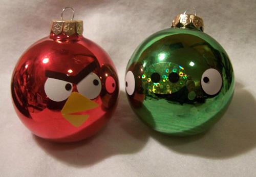 angry birds esferas