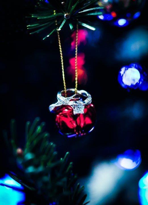 anillo compromios navidad