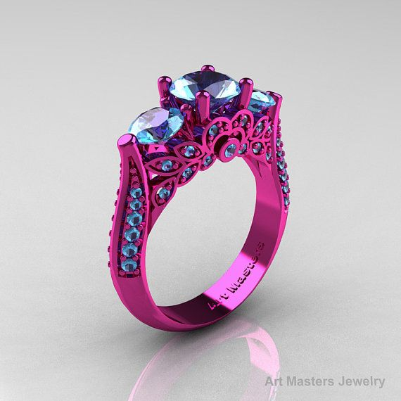anillo purpura