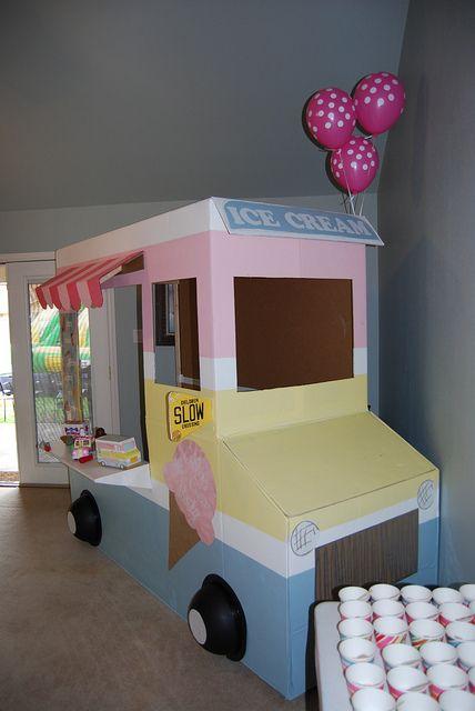 base de helados