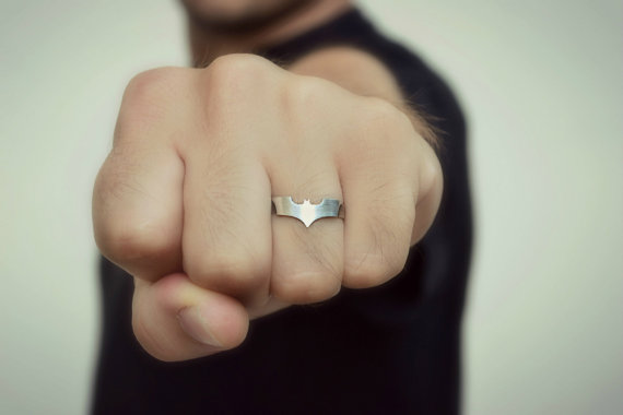 batman anillo