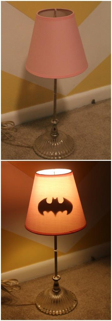 batman lampara