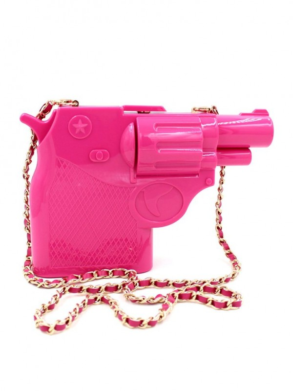 bolso pistola