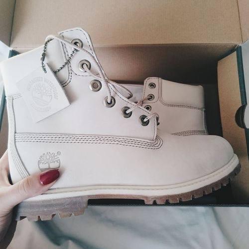 botas -blancas