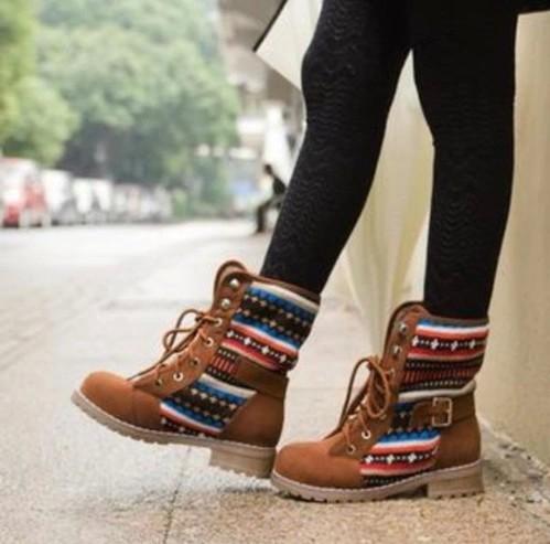 botas tribal