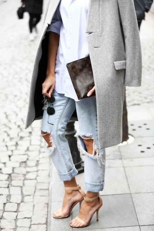 boyfriend jeans rotos