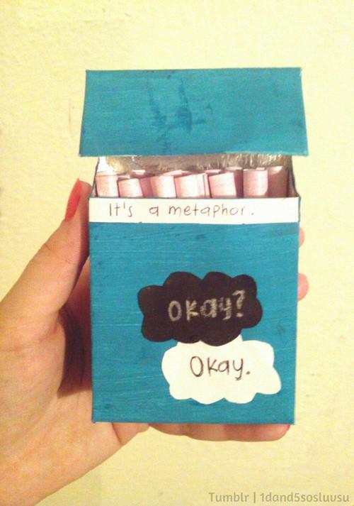 caja cigarros