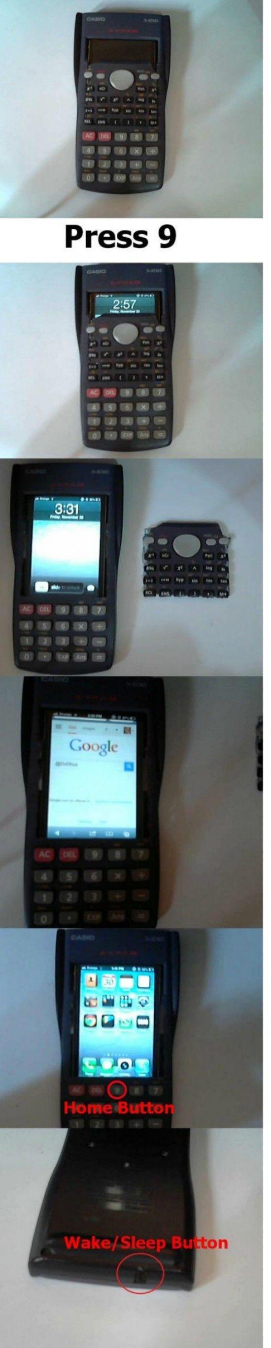 calculadora alterada