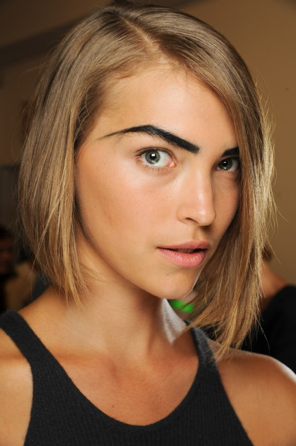 Beauty, Make up, backstage Summer 2012, hair