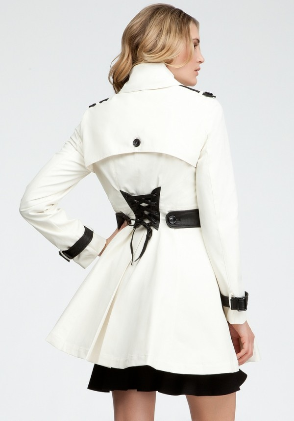 chaqueta corset