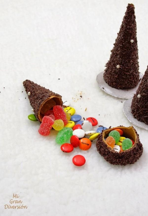 Deliciosos rboles que endulzar n tu navidad - Ideas para postres de navidad ...