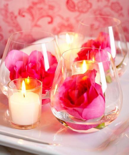 copas rosas