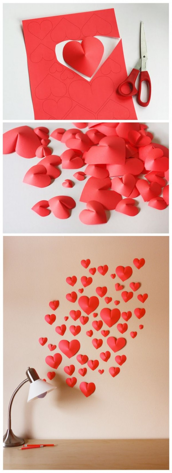 Ideas para decorar el cuarto de tu novio y darle una sorpresa - Fotos de dormitorios romanticos ...