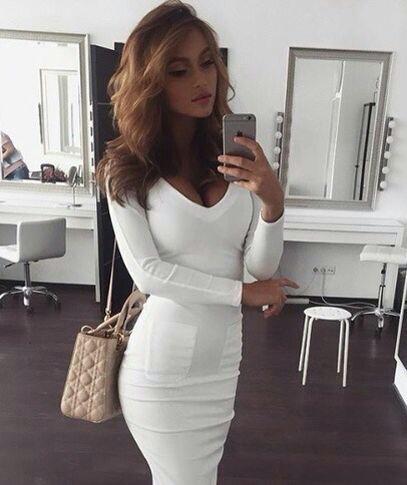 dress luxury