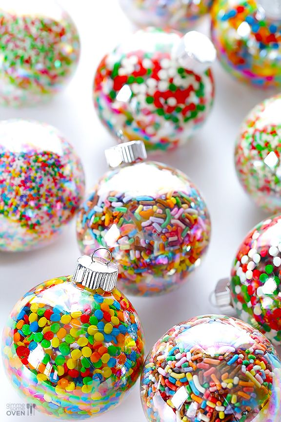esferas dulces