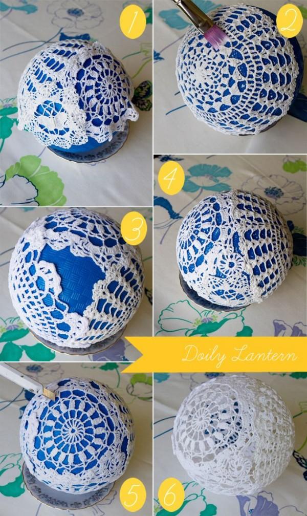 esferas encaje