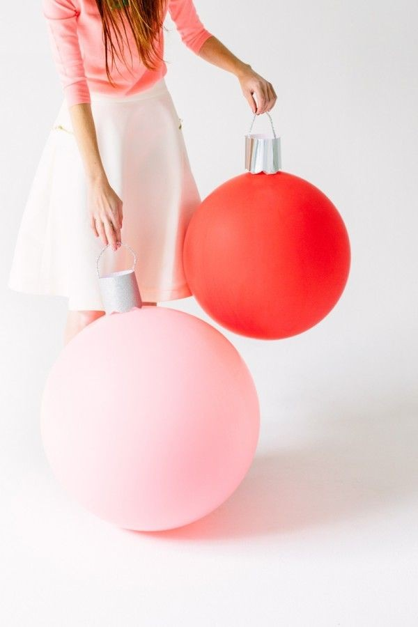 esferas gigantes