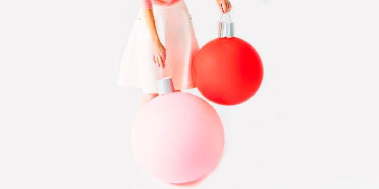 bolas navidad gigantes