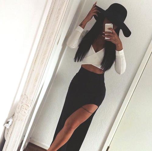 20 Outfits Que Te Encantar N Si Amas Vestir De Negro