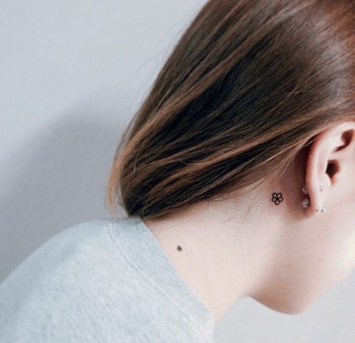 flor tatuaje