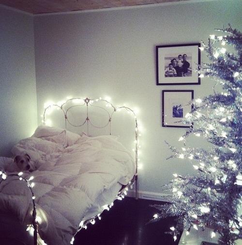 focos navidad